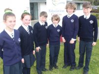 Spa NS Wins Kerry Primary Schools Debating Final