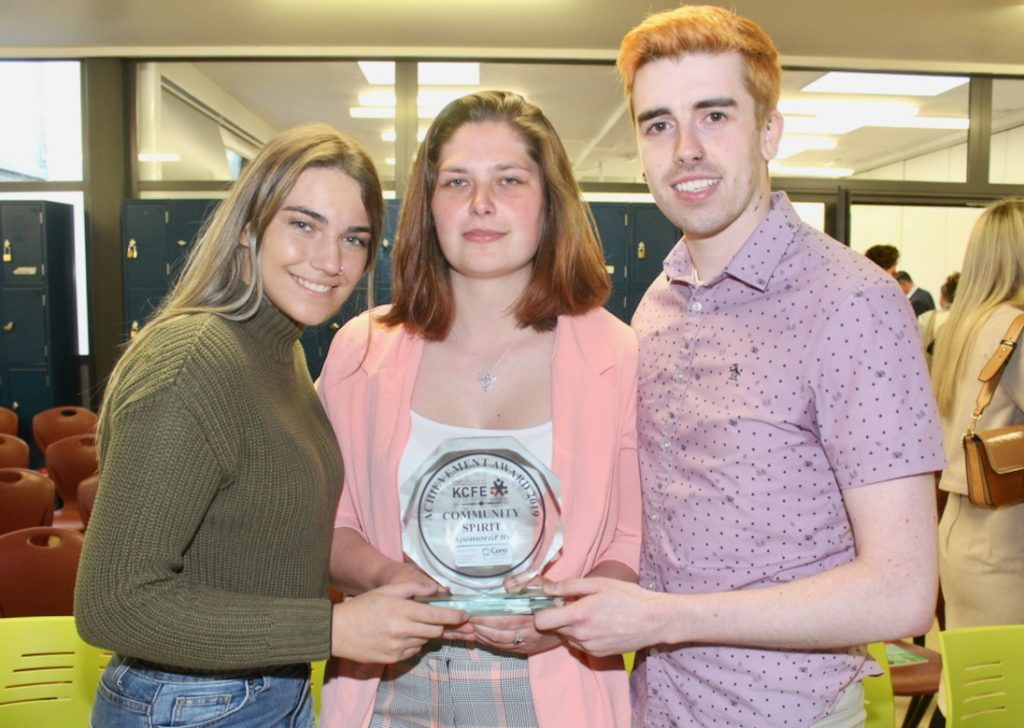 PHOTOS: A Night To Honour Students At Kerry College Of