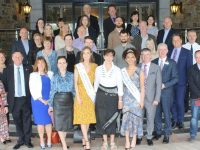 The Rose of Tralee Festival hosted an event to honour businesses who have supported the Festival over the years.