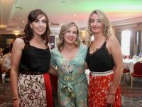 Tracy Corridon O'Sullivan, Claire Adams Horgan and Denise Long O'Sullivan at Connect Kerry's 'Cocktails and Canapes' night in The Ashe Hotel on Friday. Photo by Dermot Crean