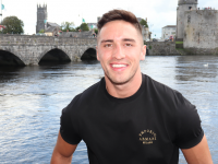 'Love Island' winner Greg O'Shea.