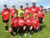 Park FC Under 12s.