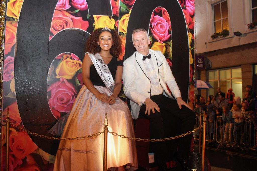 Bildresultat för rose of tralee parade 2019