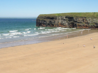 Council Says It's Safe To Swim At Ballybunion Beaches Again