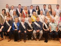 The Austin Stacks 'Strictly Come Dancing' 2019 contestants. Photo by Dermot Crean