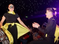 The opening dance at the Austin Stacks 'Strictly Come Dancing' in The Dome on Saturday night. Photo by Dermot Crean