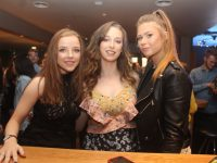 Students at the Bingo Loco event at Ballyroe Heights Hotel on Wednesday night. Photo by Dermot Crean