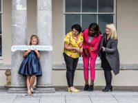 "CMK 22092019 REPRO FREE NO FEE  Lily Bonar with Nora Irwin, Arona, Wendy Oke (TeachKloud) and NWED ambassador and Lisa O'Carroll, LEO Kerry  pictured at the launch of the Cork Kerry National Women's Enterprise Day (NWED) on Thursday 17th October in Castlemartyr Resort Hotel. The event is a celebration of women in business and this year's theme ""Making it Happen"" will see a mix of women come together to share their stories and tips for success.  Picture Clare Keogh  Further Information  Christine Duggan, MA PR DMpr 028 38922 / 087 9641729 www.dmpr.ie"
