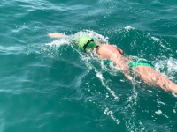 Tralee Woman Over Halfway In Her Bid To Swim The English Channel