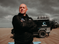 Philip Stallard, Director and Adventure Therapist with New Wave Adventure Therapy