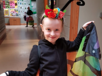 PHOTOS: Caherleaheen Pupils Raise Funds For Jigsaw Kerry With Halloween Fundraiser
