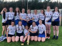 Under 16 B County Final Winners Tralee Parnells Camogie.