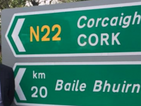€280m Upgrade For N22 Cork-Kerry Road Approved