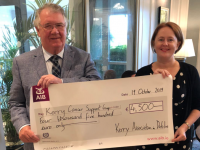 Kerry Association Dublin Presents Raffle Proceeds To Two Kerry Organisations