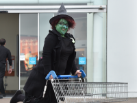 A Spooktacular Saturday At Manor West Retail Park