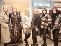 Paula Foley, Pauline Gleasure, Linda Lowth, Helen Leahy, Tish O'Flaherty and Catriona Mehigan at the CH Weardrobe Fashion and Beauty Tips evening on Friday at CH Tralee. Photo by Dermot Crean