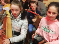 Musicians and supporters of Listry Rambling House as Milltown is announced as host for Fleadh Cheoil 2020 for the 3rd year running