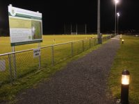 The new John Mitchels GAA Community Walking and Running Track at their grounds in Camp, Ballyseedy.