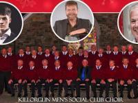 Seamus Ó Flathartha, Danny O'Mahony, Matt Keane and the Killorglin Men's Social Club Choir will perform at the concert.