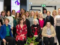 Photo Credit: Ann O SullivanMoving On Graduation Day 2019Front: L to R Lisa Fingleton (Moving On Staff), Lisa O Flaherty (Moving On Staff), Louise Barrett, Denise MurphyMiddle: Ann O Callaghan, Deirdre Stewart, Helen Philips, Helen O Donovan, Catriona Hobbart, Lorna McAuley, Catherine O Connor, Orla HealyBack: Siobhan Colbert, Lisa Ryan, Brenda Griffin, Diane O Shea, Mary Quirke, Sheila Martin (Moving On Staff),