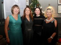 Mary Lynch, Eileen Whelan, Barbara Liston and Audrey Moran at the charity music night in The Ashe Hotel on Friday night. Photo by Dermot Crean