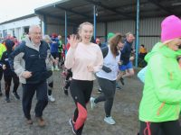 Setting off on the Tralee RFC Fun Run on St Stephen's Day. Photo by Dermot Crean
