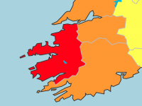 Status Red Warning Issued For Kerry