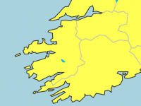 Status Yellow Wind Warning In Effect Until Late Afternoon