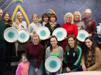 The Fexco Kerry Heroes of 2019 at Radio Kerry offices on Monday morning.