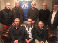 Tralee Lions Club members   who will be out collecting for great causes this Friday and Saturday.