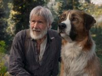 Harrison Ford in 'The Call Of The Wild'.