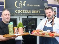 Stewart Lyons and Noel Keane of Cocktail Heist.