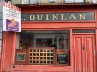 Quinlans Bar.