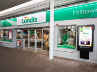 Kelly's Londis in Milltown where that winning ticket was sold.