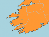 Met Éireann Upgrades Wind Warning To Status Orange For Sunday Morning