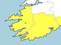 Status Yellow Wind Warning Issued For Kerry Tonight