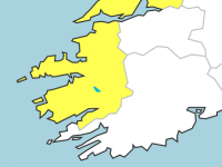 Met Éireann Issues Another Status Yellow Rain Warning For Kerry