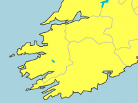 Another Weather Warning Issued By Met Éireann