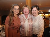 Sarah Shanahan, Margaret Shanahan and Patricia Shanahan at the Kingdom Veteran Vintage and Classic Car Club Social at Ballyroe Heights Hotel on Saturday night. Photo by Dermot Crean