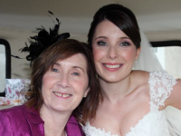 Alzheimer Society of Ireland Advocacy, Engagement and Participation Officer, Laura Reid and her mother Nora.