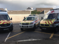 Irish Red Cross Tralee Helping Community During Coronavirus Crisis