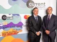 Pa Laide and Mark Murphy launch Current Account