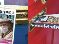 Both The Kerryman and Kerry's Eye can deliver newspapers to your door if you can't get to your shop or newsagents.