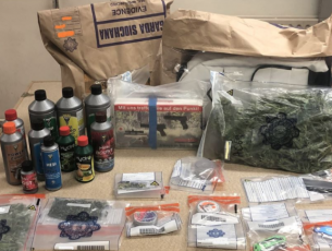Gardaí Seize €1,000 Of Suspected Cannabis In Killarney