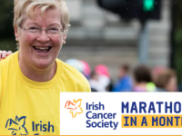 Irish Cancer Society Wants Kerry People To Do 'Marathon In A Month'