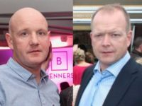Paul Fitzgibbon and Neil Fitzgibbon of Ard Rí Marble Group.