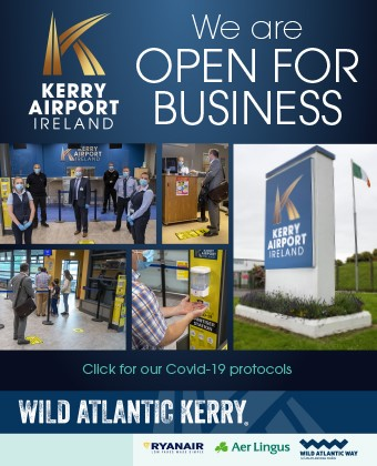 Ryanair To Cut Flights On Kerry-UK Routes In August And September