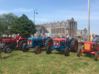 Fundraising Tractor Run To Pass Through Tralee This Sunday