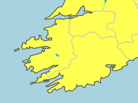 Status Yellow Thunder Warning Issued For Kerry
