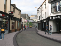 What Russell Street will look like after works are completed.